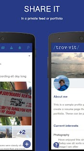 trovvit: Your Learning Network- screenshot thumbnail