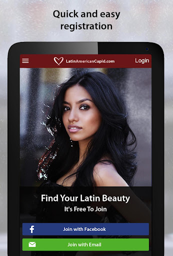LatinAmericanCupid - Latin Dating App 2.1.6.1561 screenshots 5