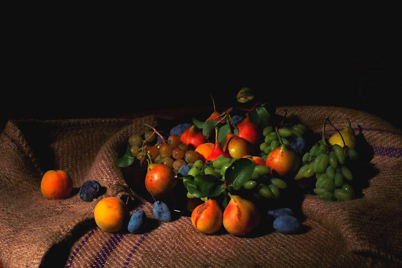 Frutta Stile Caravaggio di aslan1983