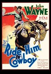 Ride Him Cowboy