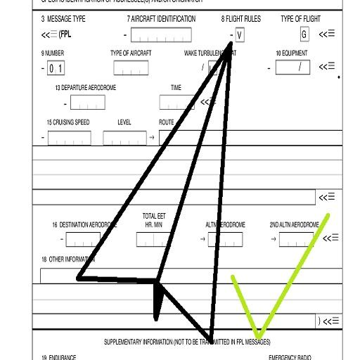 Flight Plan Form Android APK Download Free By Piksi