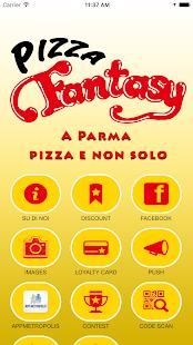 Pizza Fantasy - náhled
