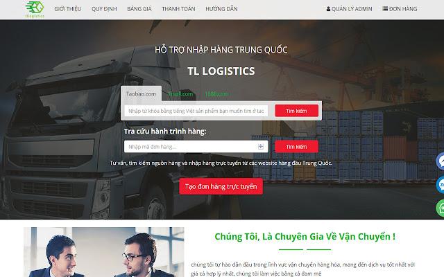 Vận Chuyển TL Logistics