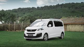 Peugeot llega al segmento de las transformaciones camper con ambición