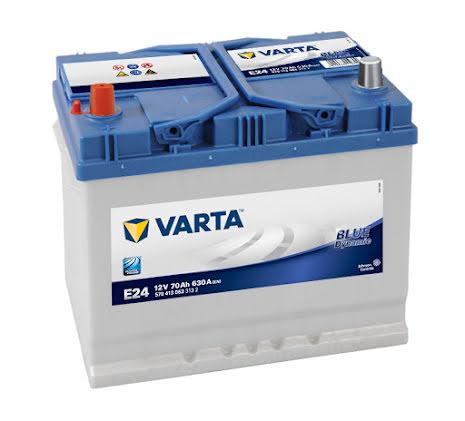 Startbatteri Varta Blue Dyn.12V/70Ah