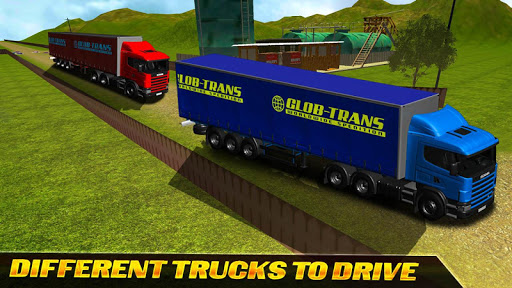 Speedy Truck Driver Simulator: Offroad Transport 1.0.2 screenshots 1
