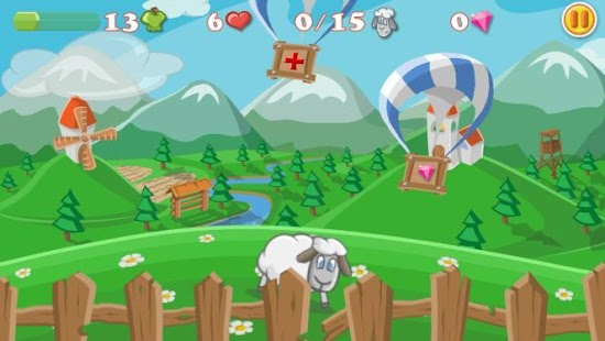 Battle Sheep- screenshot thumbnail