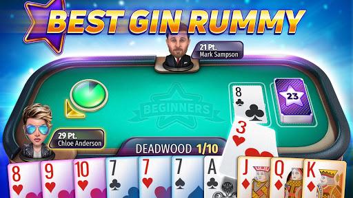 Gin Rummy Stars 1.3.103 screenshots 1