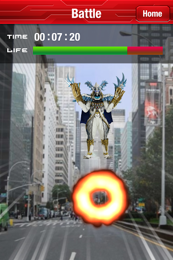 POWER RANGERS KEY SCANNER screenshot 5