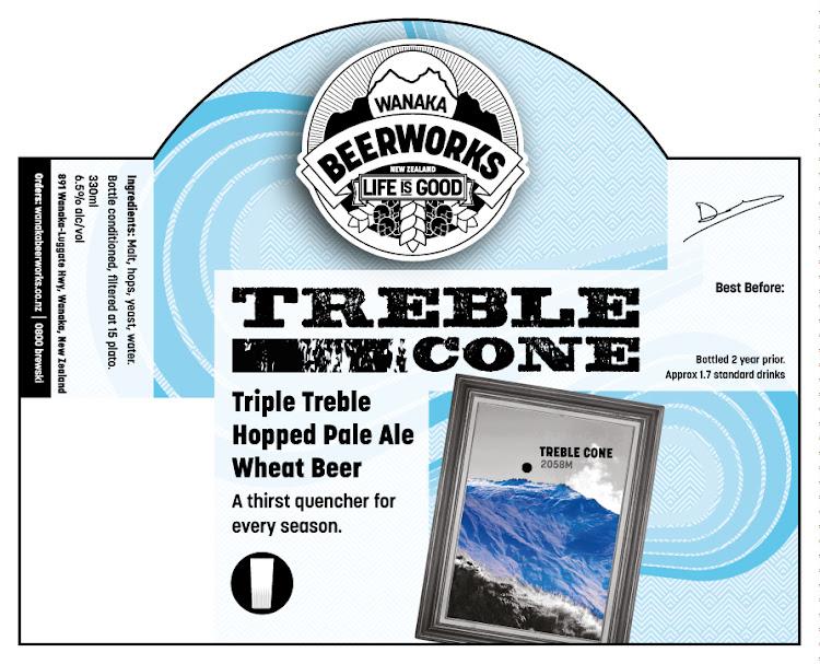 Logo of Wanaka Beerworks Treble Cone