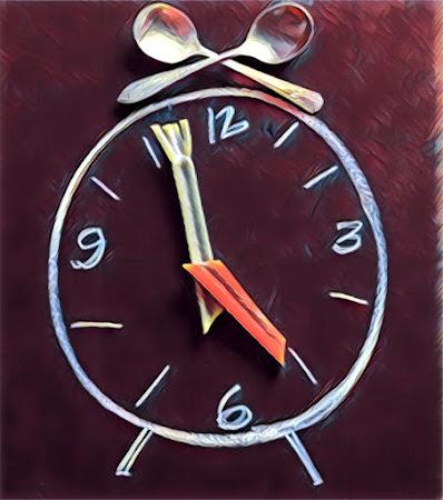 Elke dag: Early Dinner Menu 16:30 - 18:30