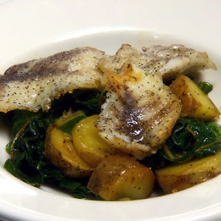 Sautéed Tilapia (The All Wisconsin Dish)