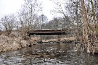 Photo: 78,8 km most Łochów