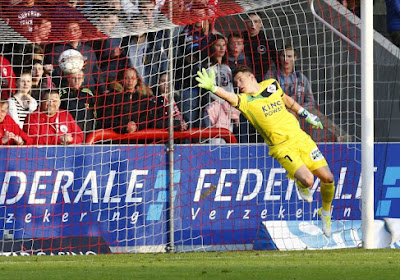 OH Leuven doelman Nick Gillekens test bij SC Cambuur