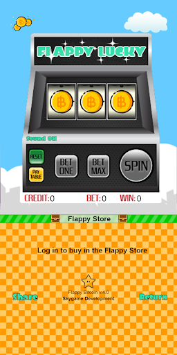 Code Triche Flappy Bitcoin Free - First Bitcoin Game APK MOD (Astuce) screenshots 4