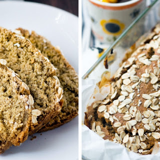 Honey Oat Bread - Gluten & Dairy Free.
