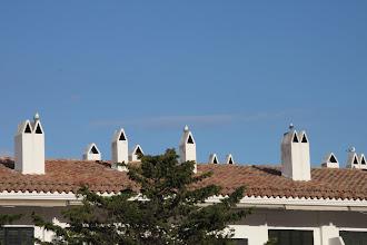 Photo: Les cheminées de Cadaquès ...