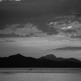 by Vladimir Stojićević - Black & White Landscapes