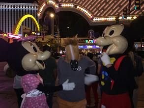 Photo: Disney has their take down notice pending