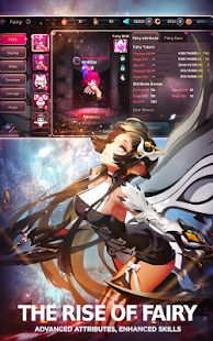 Mod Game Dragon Nest M SEA Private for Android