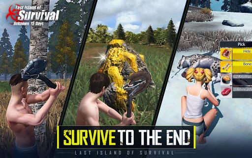 Last Island of Survival: Unknown 15 Days 2.8 screenshots 7