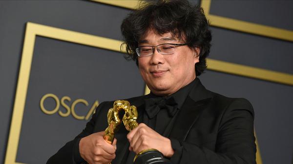 92nd Academy Awards - Press Room, Los Angeles, USA - 09 Feb 2020