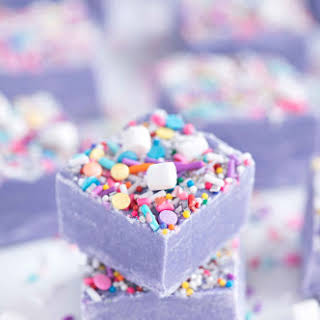 Unicorn Fudge.