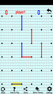 Hard Level Dots and Boxes (Connect The Dots) 3