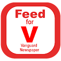 Feed for Vanguard Newspaper icon