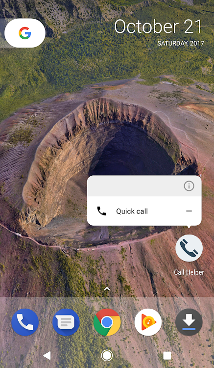 Call Helper (Fake Incoming Call/SMS, AdFree!) – (Android