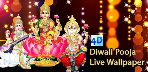 4d Diwali Live Wallpaper Apps On Google Play