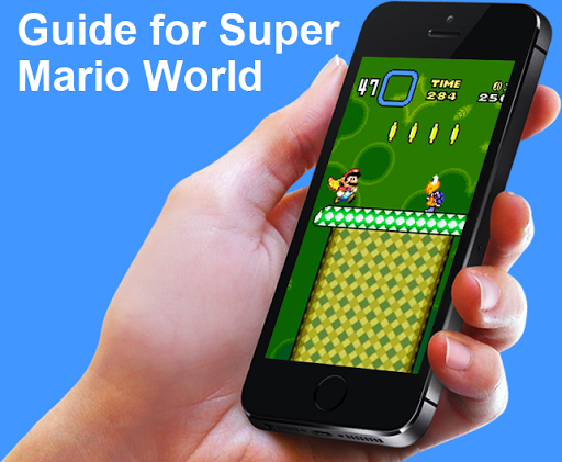 玩免費書籍APP|下載Guide for Super Mario World app不用錢|硬是要APP