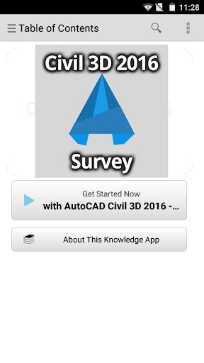 C3D Survey - 2016