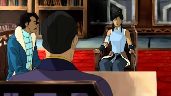 Book 2, Episode 5, Peacekeepers