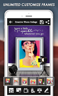 Magic Frame : HD Photo Editor, Frames New Version