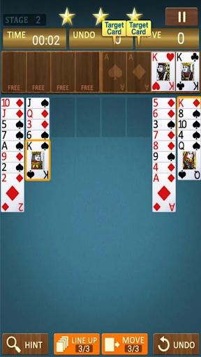 Freecell King apktreat screenshots 2
