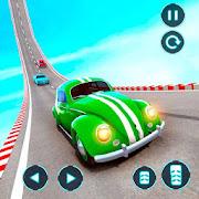 Classic Car Stunts Games 3D: Ramp Car Stunts