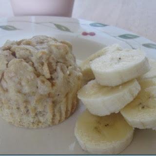 Silk Fruit&Protein Oatmeal Muffin