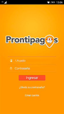 Prontipagos - screenshot