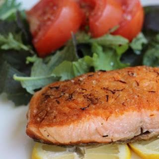 Saffron Salmon