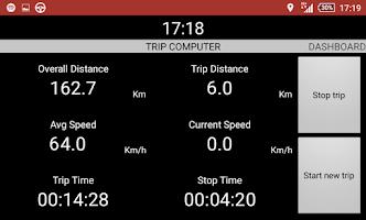Screenshot of CarAuto BT: Bluetooth Car Home