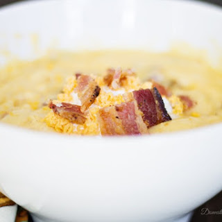 Creamy Potato Cheese Soup