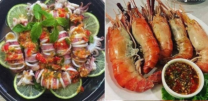 Mách mẹ công thức nấu 10 món hải sản ngon như nhà hàng
