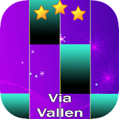 Via Vallen Piano Game