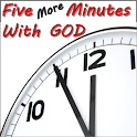 5 More Minutes With God icon