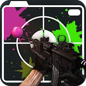 Sniper Paintball Camera 3D Android APK Download Free By Fun Blocky Games
