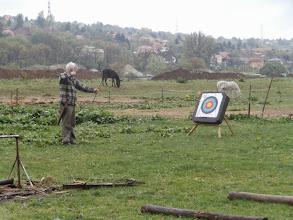 Photo: Ilyászati oktatás és gyakorlás előkészülete.