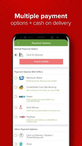 bigbasket - Online Grocery Shopping App screenshot 4