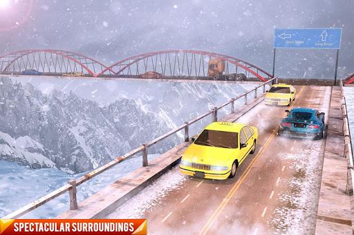 Drive Mountain City Taxi Car: Hill Taxi Car Games 1.1.4 Cheat screenshots 8
