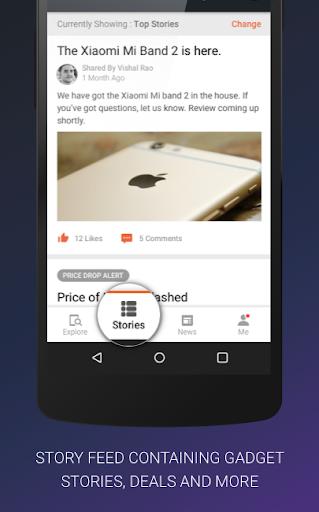 Mobile Price Comparison App Apk apps 9